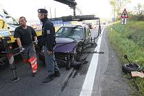 Nehoda u Čepiroh.