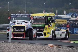 Czech Truck Prix 2018 - neděle.