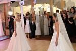 Svatební veletrh Svatba nanečisto v centru Benedikt v Mostě