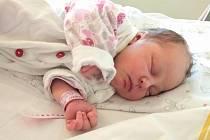 Valentýna Tichá se narodila mamince Nikole Bednářové 21. května ve 12.10 hodin. Měřila 47 cm a vážila 2,87 kilogramu.
