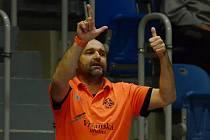 Trenér Peter Dávid povede od nové sezony extraligové házenkáře Zubří po úspěšném kouči Michalu Tonarovi, jenž po tomto ročníku pro změnbu odchází do pražské Dukly.