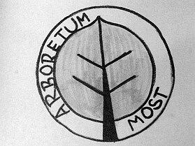 Prvotní logo budoucího arboreta, které schválili členové Arbotýmu.