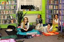 Dětští čtenáři v Lomu budou moci opět prožít zajímavou a napínavou noc s dánským pohádkářem Andersenem.