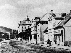 Tentokrát se podíváme do Horního Jiřetína a do osady Černice, která k Hornímu Jiřetínu patří.
