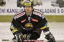 Na ledě se ukázal i Jiří Šlégr.