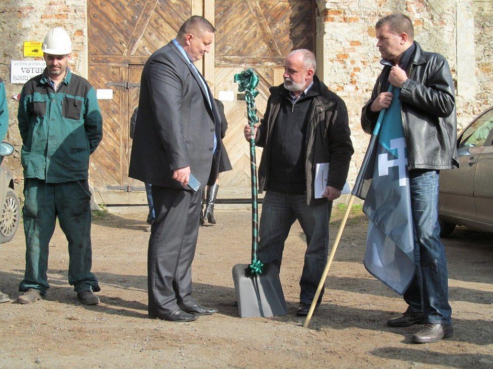 Ministr průmyslu navštívil Mostecko.