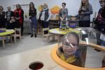 V Litvínově se otevřelo centrum Lesánek. Je součástí školky Pod lesem a nabídne kroužky pro předškoláky. Bude v něm sídlit Technický klub.