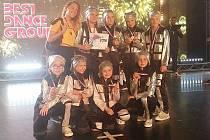 Tanečníci ze skupiny The F.A.C.T.