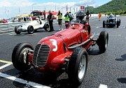 The Most Historic Grand Prix na autodromu v Mostě.
