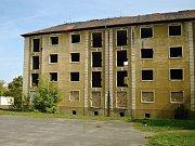 Blok 35 v Mostě, budou v něm nové byty