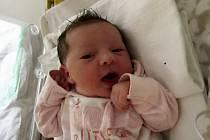 Anička Ctiborová se narodila mamince Anně Chroustové 12. července. Měřila 52 cm a vážila 3,6 kilogramu.