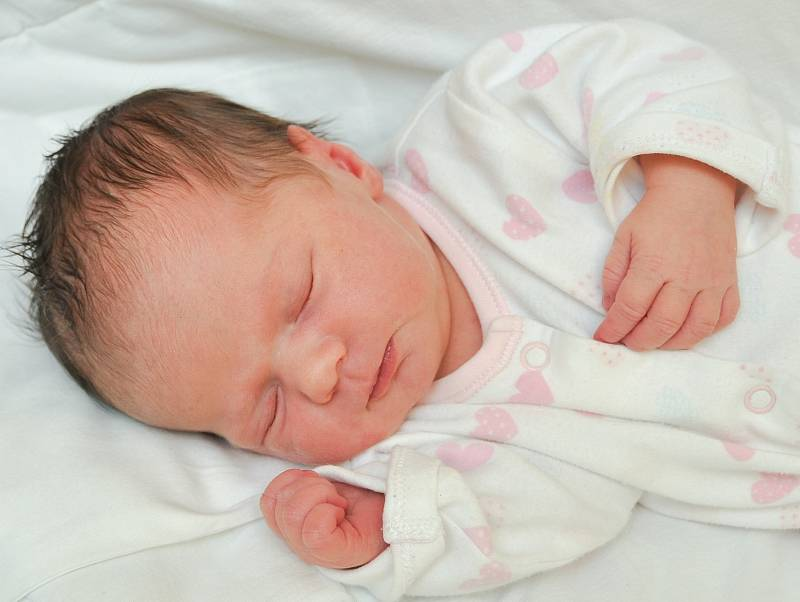 Karla Fořtová se narodila 6. Srpna ve 2.14 hodin rodičům Petře a Martinu Fořtovým. Měřila 50 cm a vážila 3,19 kg.