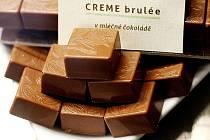 Zloději kradou čokolády docela často.