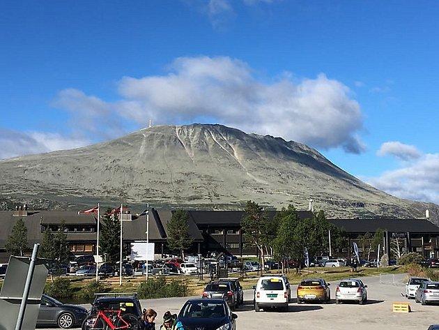 Hora Zombíků.