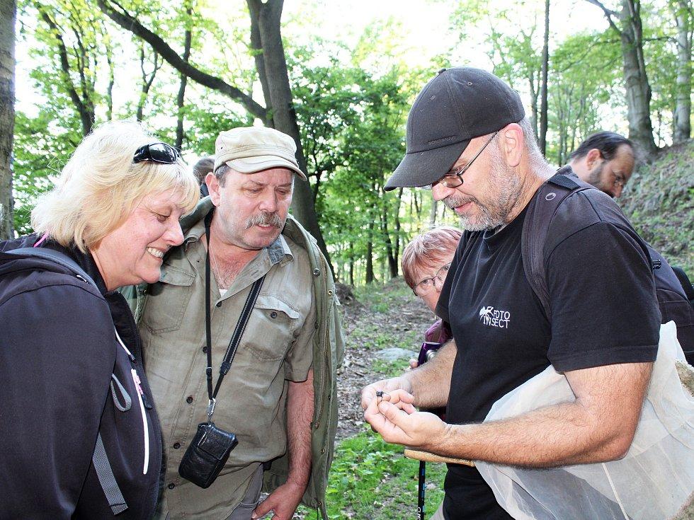 Entomolog Pavel Krásenský.