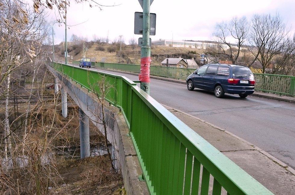 Most v Rudolicích