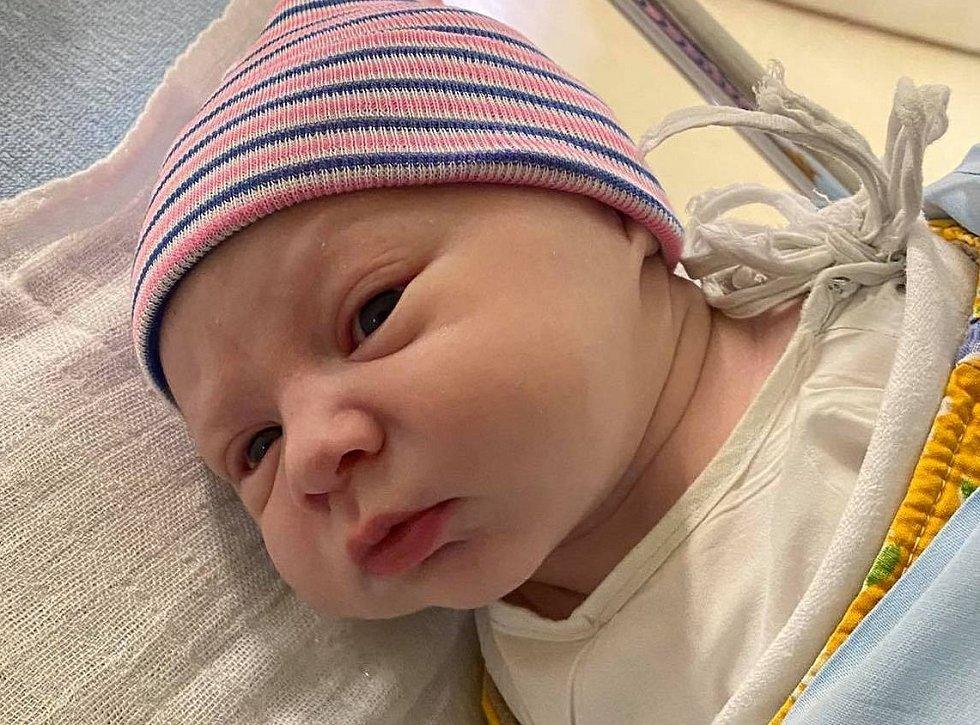 Maximilian Palenyj se narodil 8. dubna mamince Kláře Šimkové a tatínkovi Nikitovi Palenyjovi. Měřil 50 cm a vážil 3,35 kg.