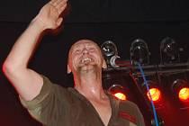 Frontman Krucipüsku Tomáš Hajíček