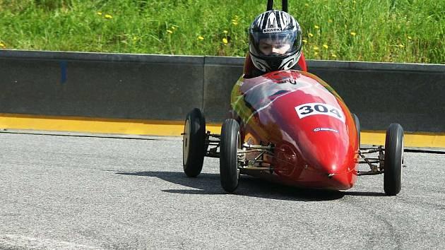 Jakub Sejkora skončil druhý v kategorií C3