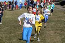 Ve Studenci se běžel 41. ročník přespolního běhu Posvícenský koláč