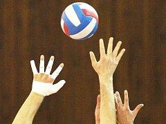 Volejbal. Ilustrační foto.