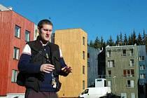 Martin Soukup, mluvčí Městského úřadu Harrachov.