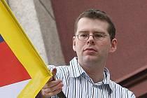 Lukáš Pleticha, člen vedení SOS v Libereckém kraji.