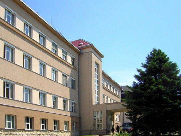 Masarykova městská nemocnice Jilemnice.