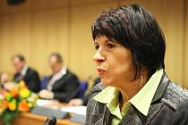 Lidie Vajnerová (SOS), statutární náměstkyně hejtmana.