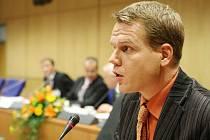 Pavel Petráček (ČSSD), náměstek hejtmana pro sociální věci a menšiny.