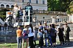 Bílinské slavnosti aneb Den Horníků se konaly v Letním amfiteátru v Bílině