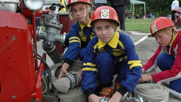 Malí hasiči