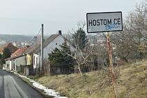 Městys Hostomice na Teplicku.