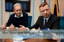 Pavel Šedlbauer a Hynek Hanza, videorozhovor