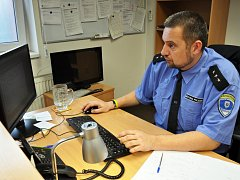 Operační středisko Městské policie Teplice je na služebně na sídlišti Prosetice.