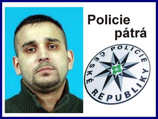 Policie žádá o pomoc při pátrání po Jaroslavu Rejmanovi.