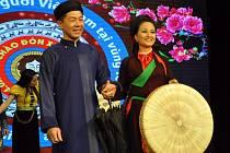 Vietnamci z Teplicka přivítali rok kohouta.