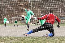 FK Újezdeček - FK Hostomice 0:4