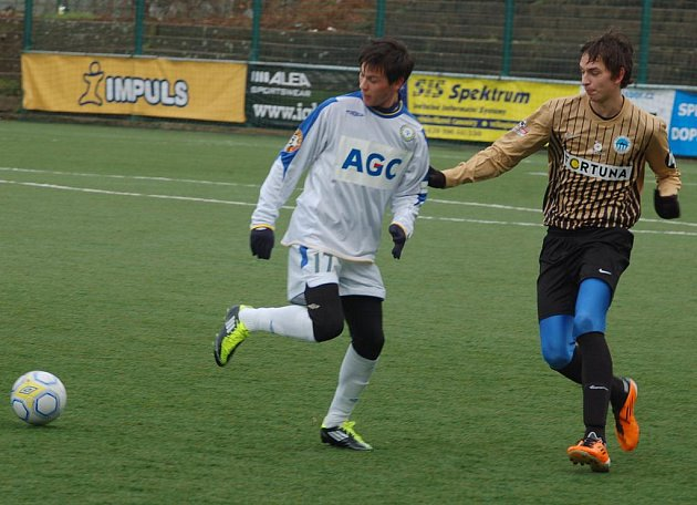 FK Teplice B - Slovan Liberec B