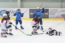 V Plzni hrály hokejový turnaj týmy ročníků 2013