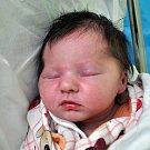 Dominika Váňová se narodila Vendule Váňové z Oseka 2. prosince v teplické porodnici v 18,00 hod. Měřila 49 cm, vážila 3,10 kg