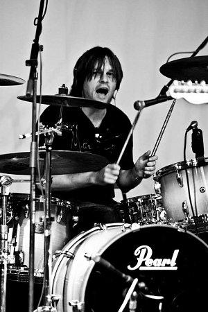 1st Choice - bubeník kapely Jan Martinek