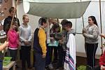 Žáci ZŠ Lidická se seznámili s hodnotami židovské kultury.