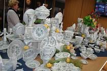 Porcelán z Dubí. Ilustrační foto.