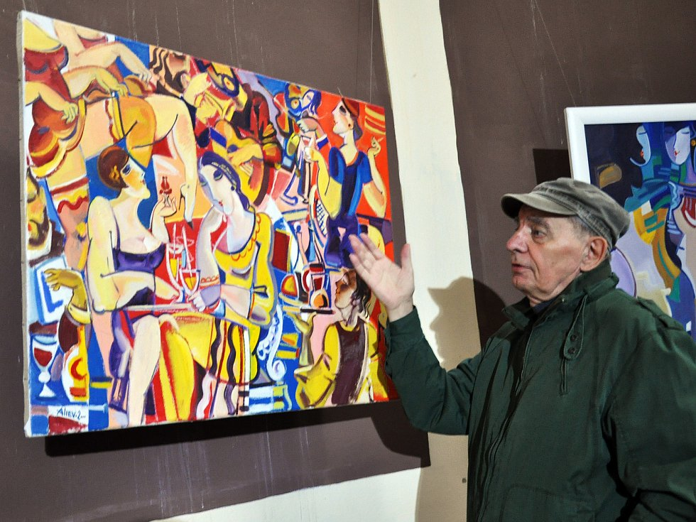 Výstava, kterou autor nazval příznačně ZaTRACENÝ, je přístupná až do 8. listopadu.