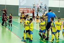 Teplice skončily na turnaji O sklářský pohár třetí