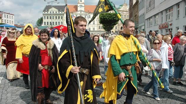 Lázeňské oslavy 2011
