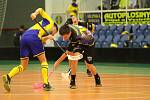 Derby: Dynamo DDM Teplice - Florbal Teplice (tmavší dresy)