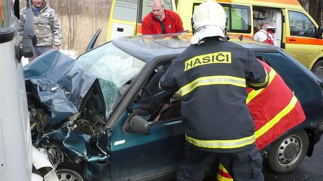 Nehoda v Novosedlicích