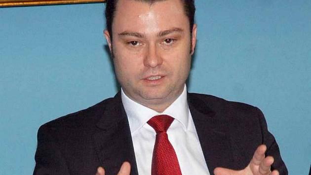 Radek Popovič, generální ředitel Lázně Teplice